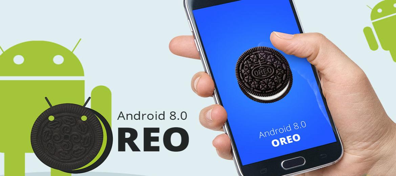 Android 8.0 Oreo™