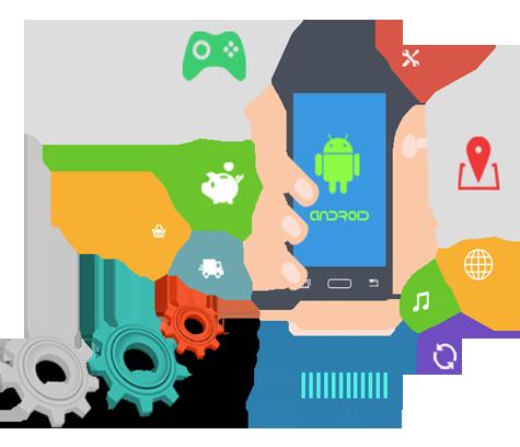 android app development lion vision